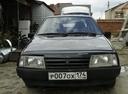 Подержанный ВАЗ (Lada) 2109, красный , цена 60 000 руб. в Челябинской области, среднее состояние