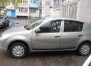 Подержанный Renault Sandero, бежевый металлик, цена 380 000 руб. в республике Татарстане, отличное состояние