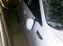 Подержанный Kia Rio, белый , цена 350 000 руб. в ао. Ханты-Мансийском Автономном округе - Югре, битый состояние