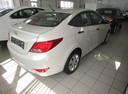 Подержанный Hyundai Solaris, белый, 2016 года выпуска, цена 676 000 руб. в Ростове-на-Дону, автосалон ОЗОН АВТО