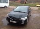 Подержанный Honda Civic, черный , цена 440 000 руб. в Смоленской области, хорошее состояние