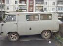 Подержанный УАЗ 39625, серый , цена 170 000 руб. в Челябинской области, хорошее состояние