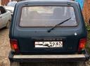 Подержанный ВАЗ (Lada) 4x4, зеленый матовый, цена 100 000 руб. в Смоленской области, среднее состояние