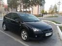 Подержанный Ford Focus, черный , цена 250 000 руб. в ао. Ханты-Мансийском Автономном округе - Югре, хорошее состояние