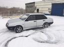 Подержанный ВАЗ (Lada) 2109, серебряный , цена 78 000 руб. в Челябинской области, отличное состояние
