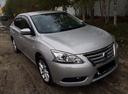 Авто Nissan Sentra, , 2014 года выпуска, цена 900 000 руб., Пыть-Ях