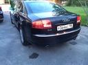 Подержанный Audi A8, черный металлик, цена 500 000 руб. в ао. Ханты-Мансийском Автономном округе - Югре, хорошее состояние