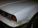 Подержанный BMW 5 серия, белый , цена 140 000 руб. в Челябинской области, среднее состояние
