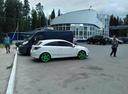 Подержанный Opel Astra, белый , цена 400 000 руб. в ао. Ханты-Мансийском Автономном округе - Югре, хорошее состояние