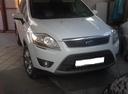 Подержанный Ford Kuga, белый , цена 810 000 руб. в Челябинской области, отличное состояние