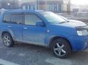 Подержанный Nissan X-Trail, синий матовый, цена 430 000 руб. в ао. Ханты-Мансийском Автономном округе - Югре, среднее состояние