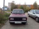 Подержанный ВАЗ (Lada) 2107, фиолетовый , цена 53 000 руб. в Смоленской области, хорошее состояние