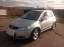 Подержанный Suzuki SX4, серебряный , цена 380 000 руб. в Челябинской области, хорошее состояние