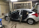 Подержанный Ford Focus, серебряный металлик, цена 515 000 руб. в республике Татарстане, отличное состояние