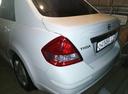 Подержанный Nissan Tiida, белый , цена 600 000 руб. в республике Татарстане, отличное состояние