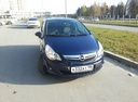 Подержанный Opel Corsa, синий матовый, цена 520 000 руб. в ао. Ханты-Мансийском Автономном округе - Югре, отличное состояние