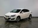 Opel Astra' 2014