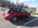 Подержанный Subaru Impreza, красный перламутр, цена 350 000 руб. в Смоленской области, хорошее состояние