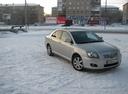 Подержанный Toyota Avensis, серебряный , цена 470 000 руб. в Челябинской области, отличное состояние