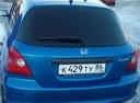Подержанный Honda Civic, синий , цена 250 000 руб. в ао. Ханты-Мансийском Автономном округе - Югре, хорошее состояние