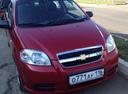 Подержанный Chevrolet Aveo, вишневый металлик, цена 299 990 руб. в республике Татарстане, отличное состояние