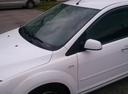 Подержанный Ford Focus, белый металлик, цена 320 000 руб. в Челябинской области, отличное состояние