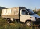 Подержанный ГАЗ Газель, белый , цена 380 000 руб. в Челябинской области, хорошее состояние