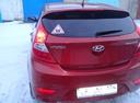 Подержанный Hyundai Solaris, красный металлик, цена 470 000 руб. в Челябинской области, отличное состояние