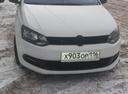 Подержанный Volkswagen Polo, белый , цена 330 000 руб. в республике Татарстане, хорошее состояние