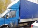 Подержанный ГАЗ Газель, синий , цена 450 000 руб. в ао. Ханты-Мансийском Автономном округе - Югре, хорошее состояние
