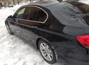 Подержанный BMW 5 серия, черный металлик, цена 1 380 000 руб. в Челябинской области, отличное состояние