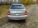 Подержанный ВАЗ (Lada) Priora, серебряный , цена 187 000 руб. в Челябинской области, отличное состояние