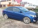 Подержанный Kia Rio, синий , цена 400 000 руб. в республике Татарстане, хорошее состояние