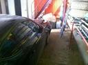 Подержанный Toyota GT 86, черный металлик, цена 750 000 руб. в ао. Ханты-Мансийском Автономном округе - Югре, битый состояние