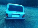 Подержанный ВАЗ (Lada) 4x4, серебряный металлик, цена 375 000 руб. в Челябинской области, отличное состояние
