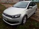 Подержанный Volkswagen Polo, серебряный , цена 495 000 руб. в республике Татарстане, хорошее состояние