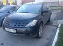 Подержанный Nissan Murano, черный , цена 575 000 руб. в ао. Ханты-Мансийском Автономном округе - Югре, хорошее состояние