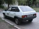 Подержанный ВАЗ (Lada) 2109, белый , цена 27 000 руб. в Челябинской области, хорошее состояние