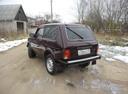 Подержанный ВАЗ (Lada) 4x4, бордовый металлик, цена 290 000 руб. в Смоленской области, отличное состояние