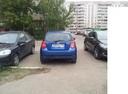 Подержанный Chevrolet Aveo, синий , цена 300 000 руб. в республике Татарстане, отличное состояние