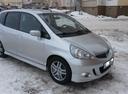 Подержанный Honda Jazz, серебряный металлик, цена 320 000 руб. в республике Татарстане, хорошее состояние
