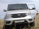 Подержанный УАЗ Patriot, серебряный металлик, цена 700 000 руб. в ао. Ханты-Мансийском Автономном округе - Югре, отличное состояние