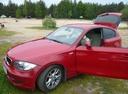 Подержанный BMW 1 серия, красный , цена 500 000 руб. в ао. Ханты-Мансийском Автономном округе - Югре, хорошее состояние