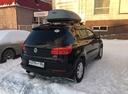 Подержанный Volkswagen Tiguan, черный , цена 780 000 руб. в ао. Ханты-Мансийском Автономном округе - Югре, отличное состояние