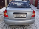 Подержанный Hyundai Accent, серебряный металлик, цена 165 000 руб. в республике Татарстане, среднее состояние