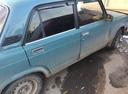 Подержанный ВАЗ (Lada) 2107, синий , цена 27 000 руб. в Челябинской области, среднее состояние