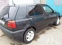 Подержанный Volkswagen Golf, черный металлик, цена 132 000 руб. в Смоленской области, отличное состояние