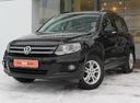 Подержанный Volkswagen Tiguan, черный, 2012 года выпуска, цена 825 000 руб. в Екатеринбурге, автосалон