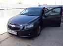 Подержанный Chevrolet Cruze, мокрый асфальт металлик, цена 475 000 руб. в Челябинской области, отличное состояние