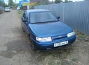 Подержанный ВАЗ (Lada) 2110, синий , цена 110 000 руб. в республике Татарстане, хорошее состояние